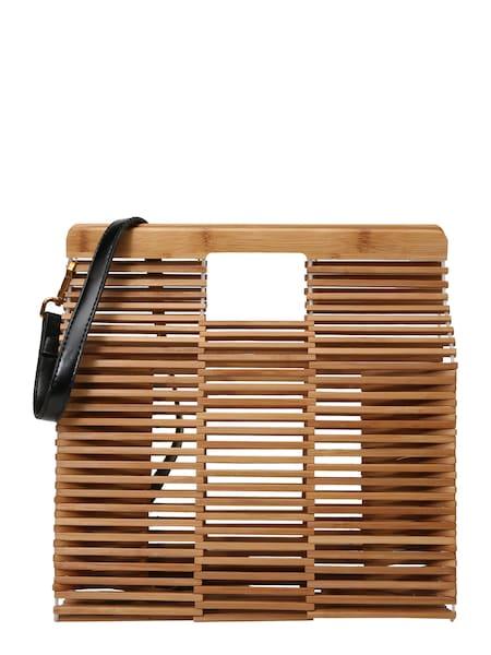Handtaschen für Frauen - ABOUT YOU Handtasche 'Mathilda' hellbraun  - Onlineshop ABOUT YOU