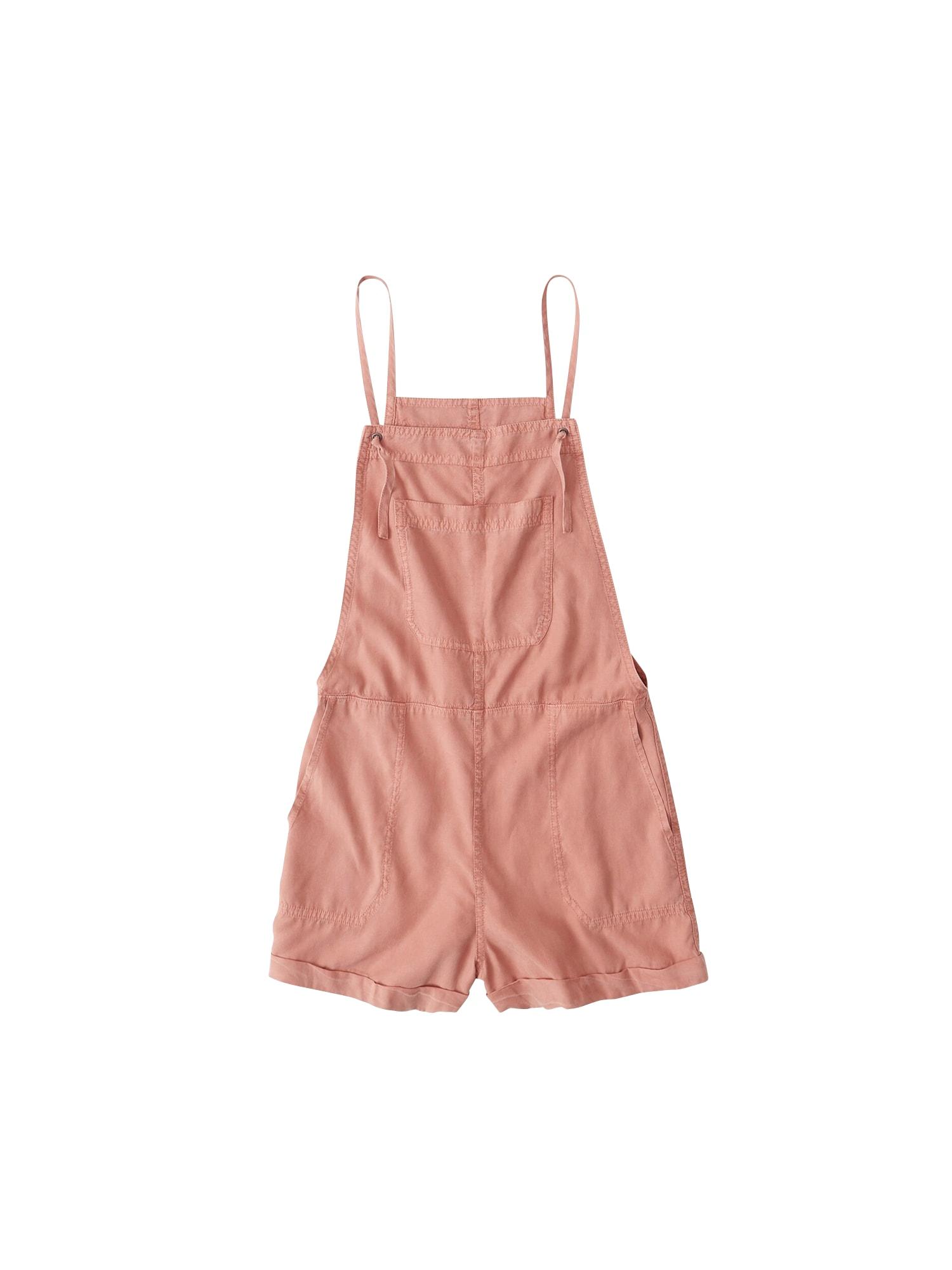 Abercrombie & Fitch Kombinezono tipo kostiumas rožių spalva