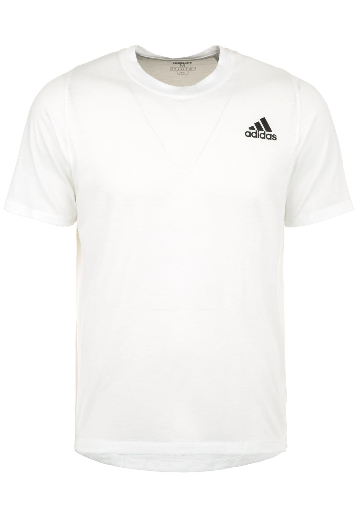 ADIDAS PERFORMANCE Sportiniai marškinėliai 'Freelift Sport Prime Lite' juoda / balta
