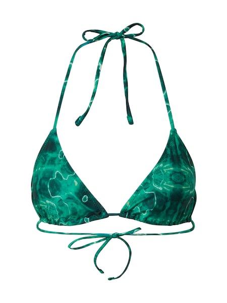Bademode - Bikinitop 'Metinda' › LeGer by Lena Gercke › dunkelgrün  - Onlineshop ABOUT YOU