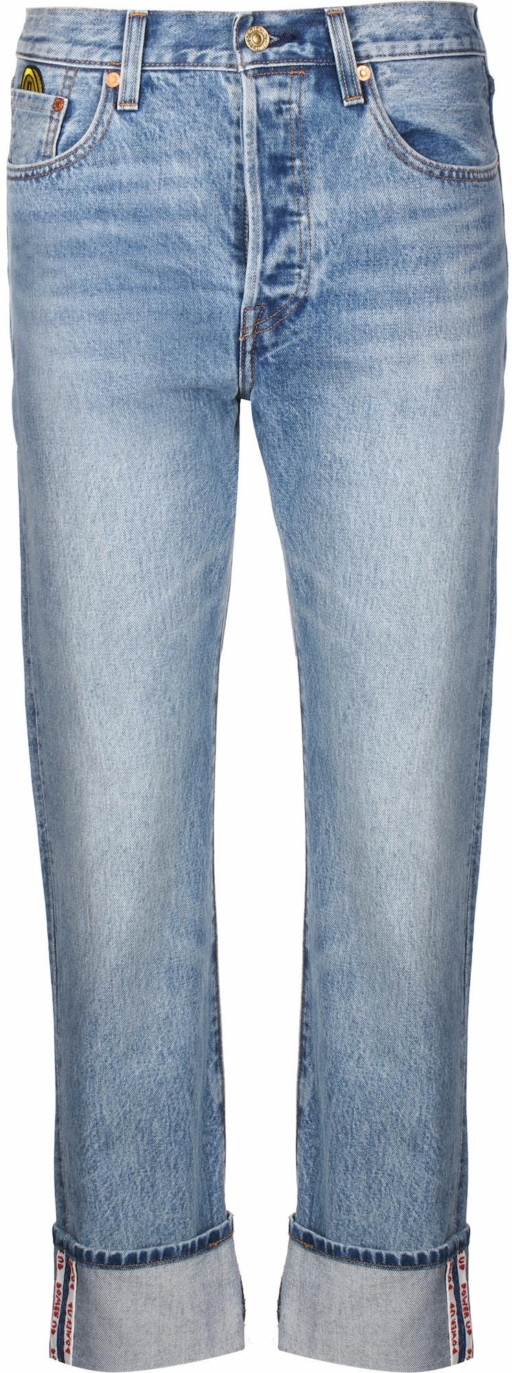 LEVI'S Džínsy  modré / modrá denim