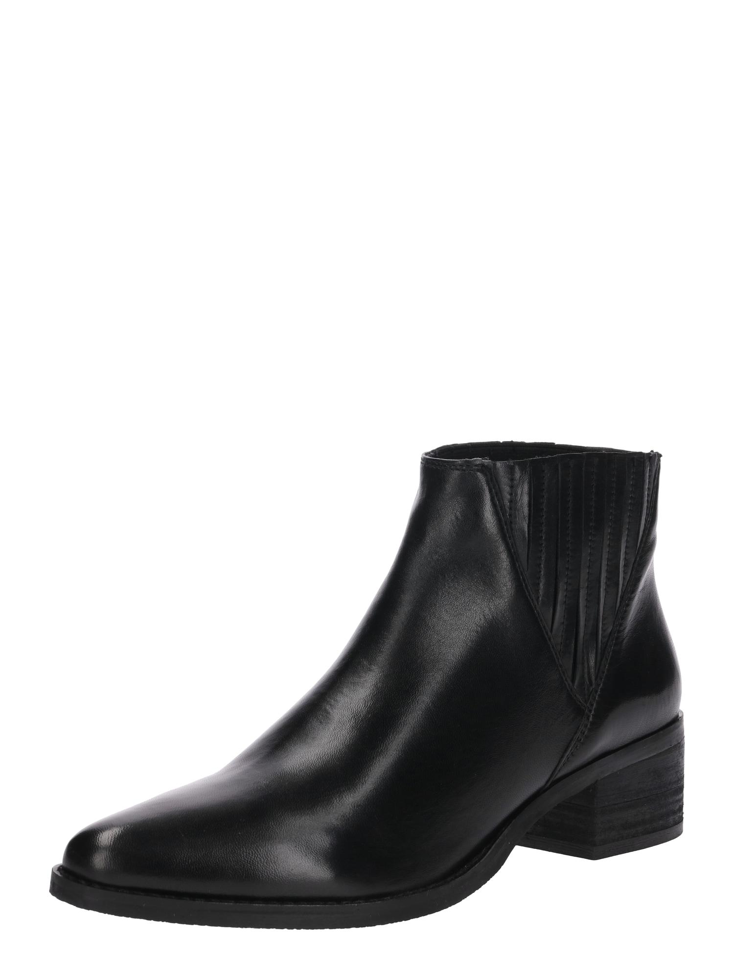 Kotníkové boty ALWAYS černá STEVE MADDEN
