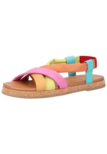 Sandalen für Frauen - S.Oliver RED LABEL Sandalen mischfarben  - Onlineshop ABOUT YOU
