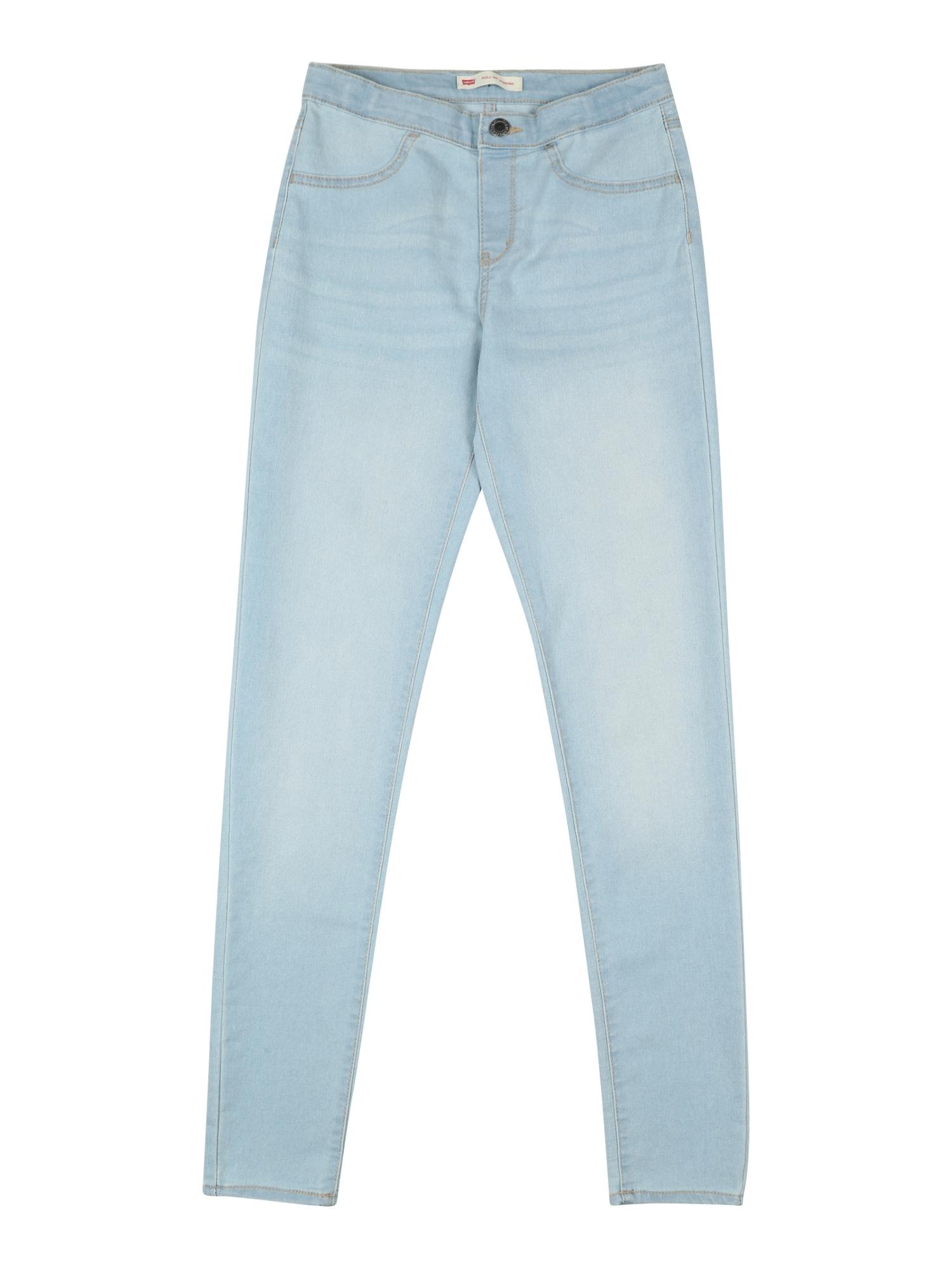 LEVI'S Džinsai 'Pull-On Legging' mėlyna