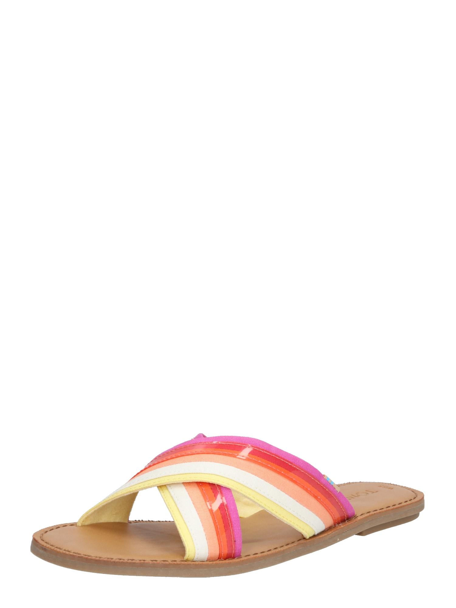 Sandály VIV béžová mix barev TOMS