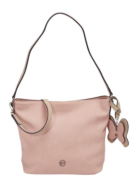 Handtaschen für Frauen - TAMARIS Handtasche 'Aurora' rosa  - Onlineshop ABOUT YOU