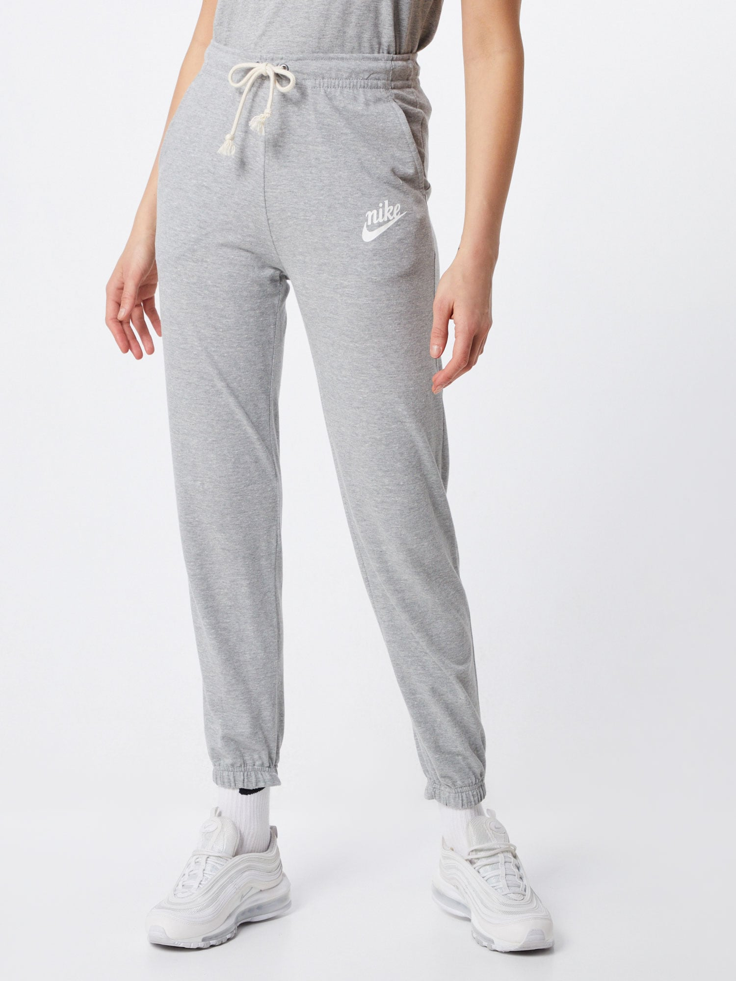 nike sportswear - Hose 'W NSW GYM VNTG PANT'