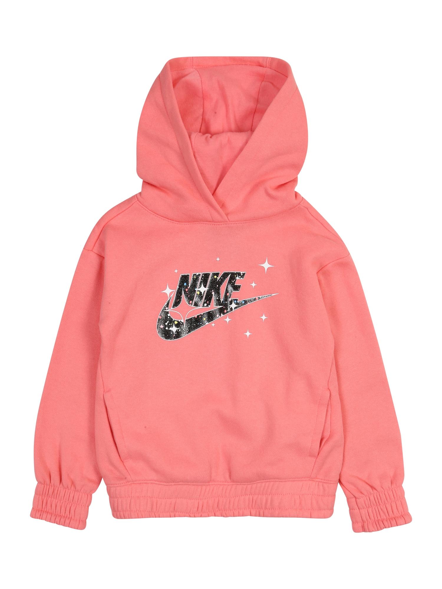Nike Sportswear Megztinis be užsegimo rožinė
