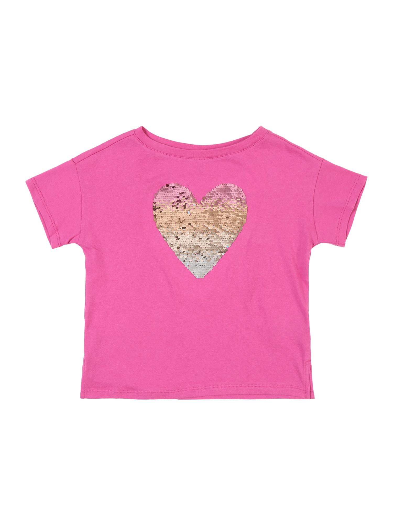 GAP Marškinėliai 'AUGFLPGRT' rožinė