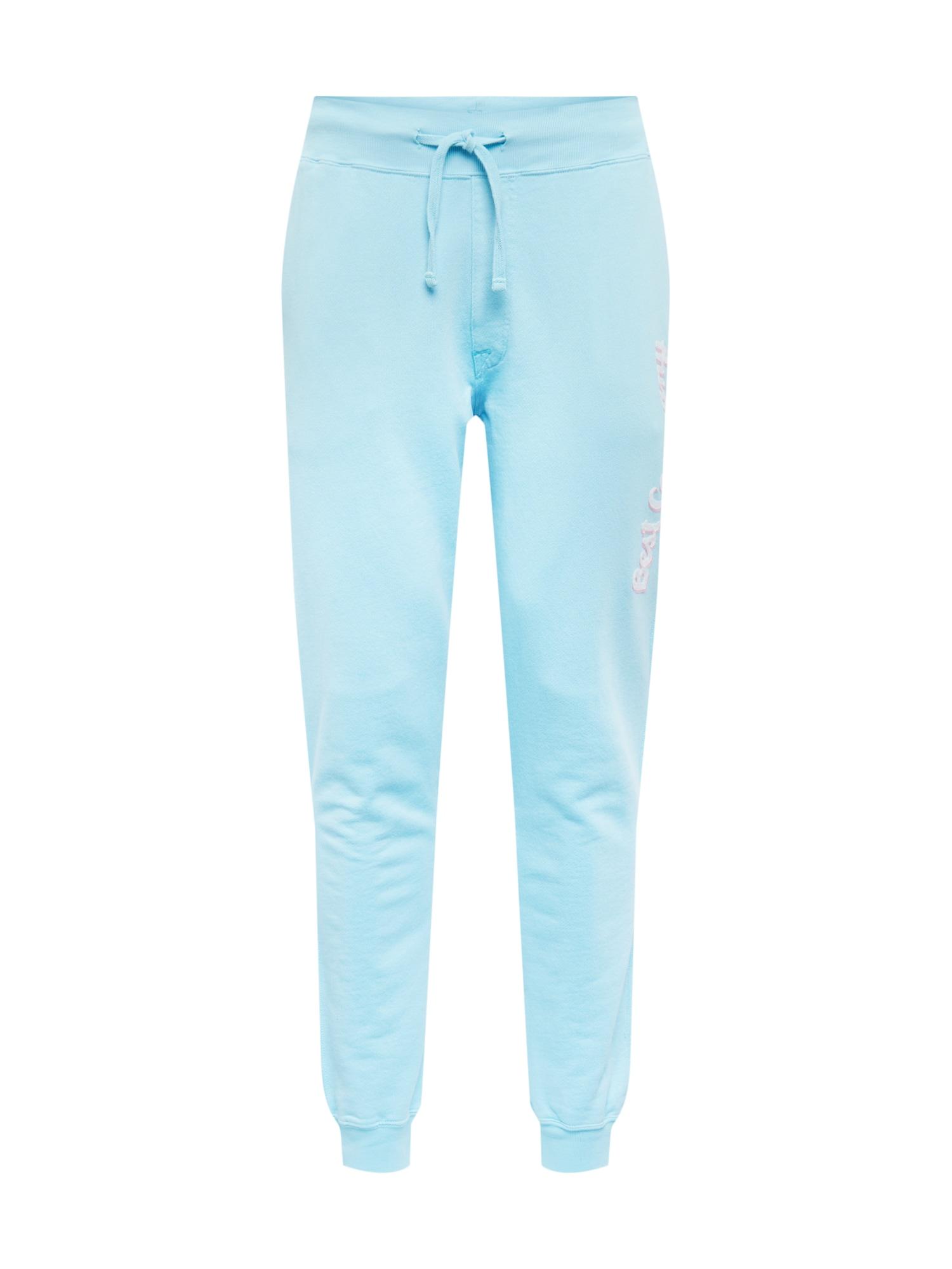 Kalhoty modrá Best Company