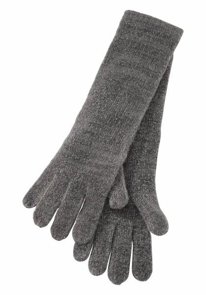Handschuhe für Frauen - J. Jayz Strickhandschuhe grau  - Onlineshop ABOUT YOU