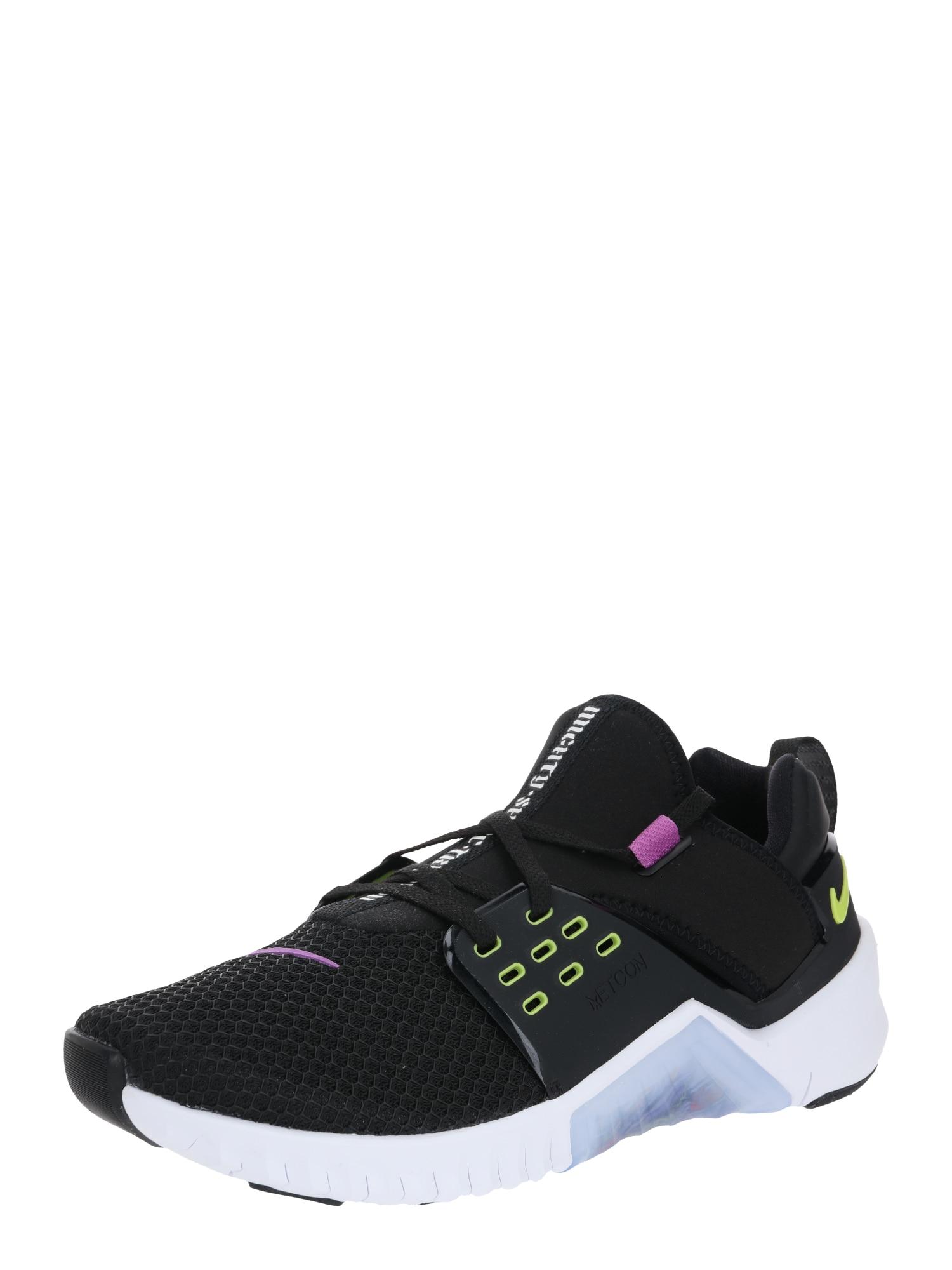 NIKE Bėgimo batai 'FREE METCON 2' juoda