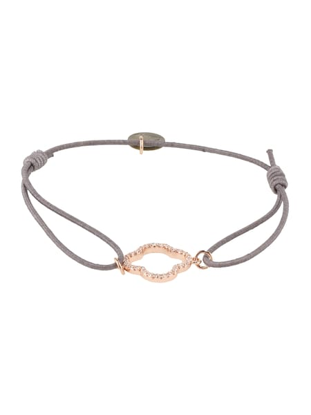 Armbaender für Frauen - Lua Accessories Armband 'Floris' taupe rosé  - Onlineshop ABOUT YOU
