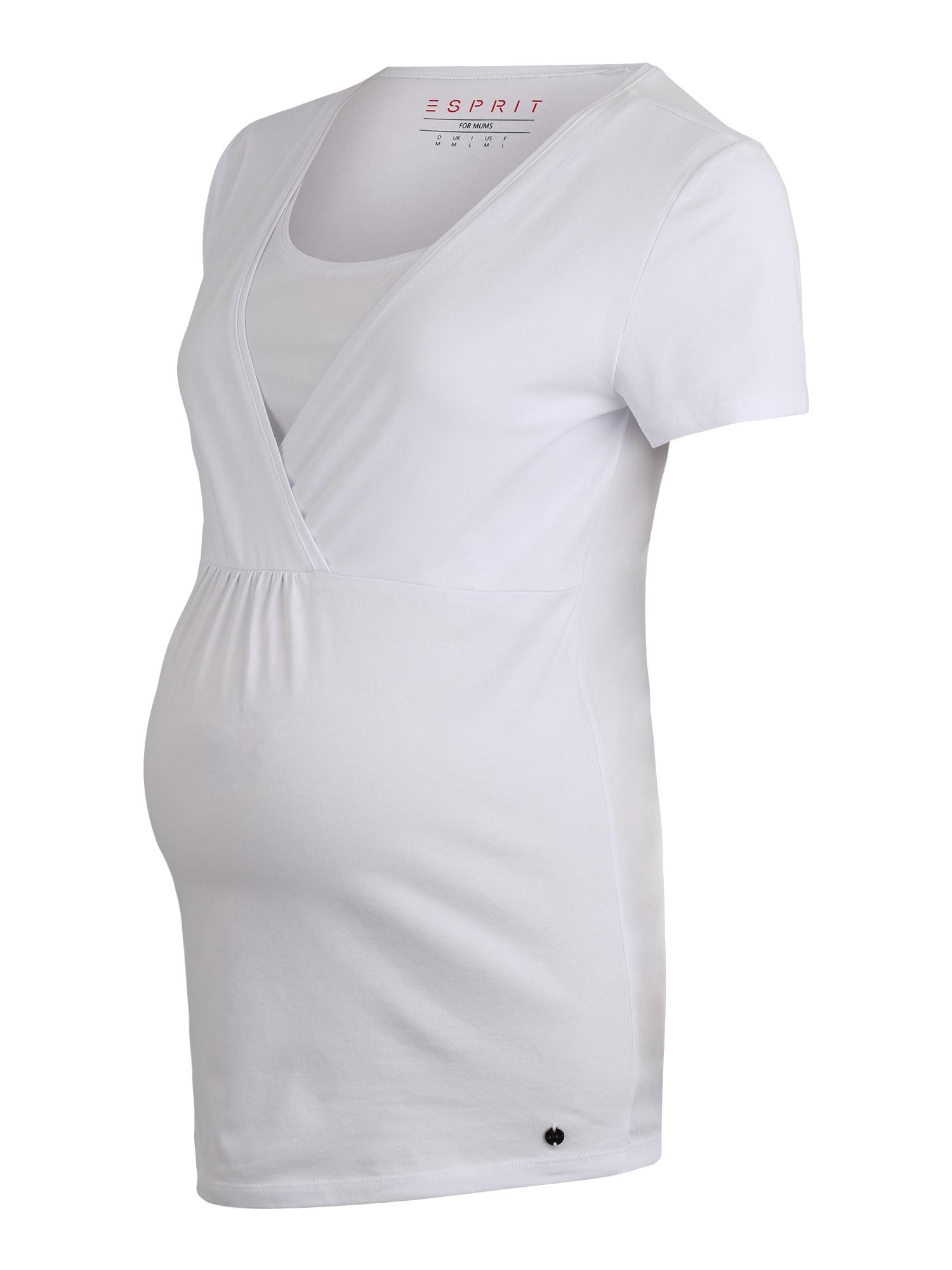 Esprit Maternity Marškinėliai balta