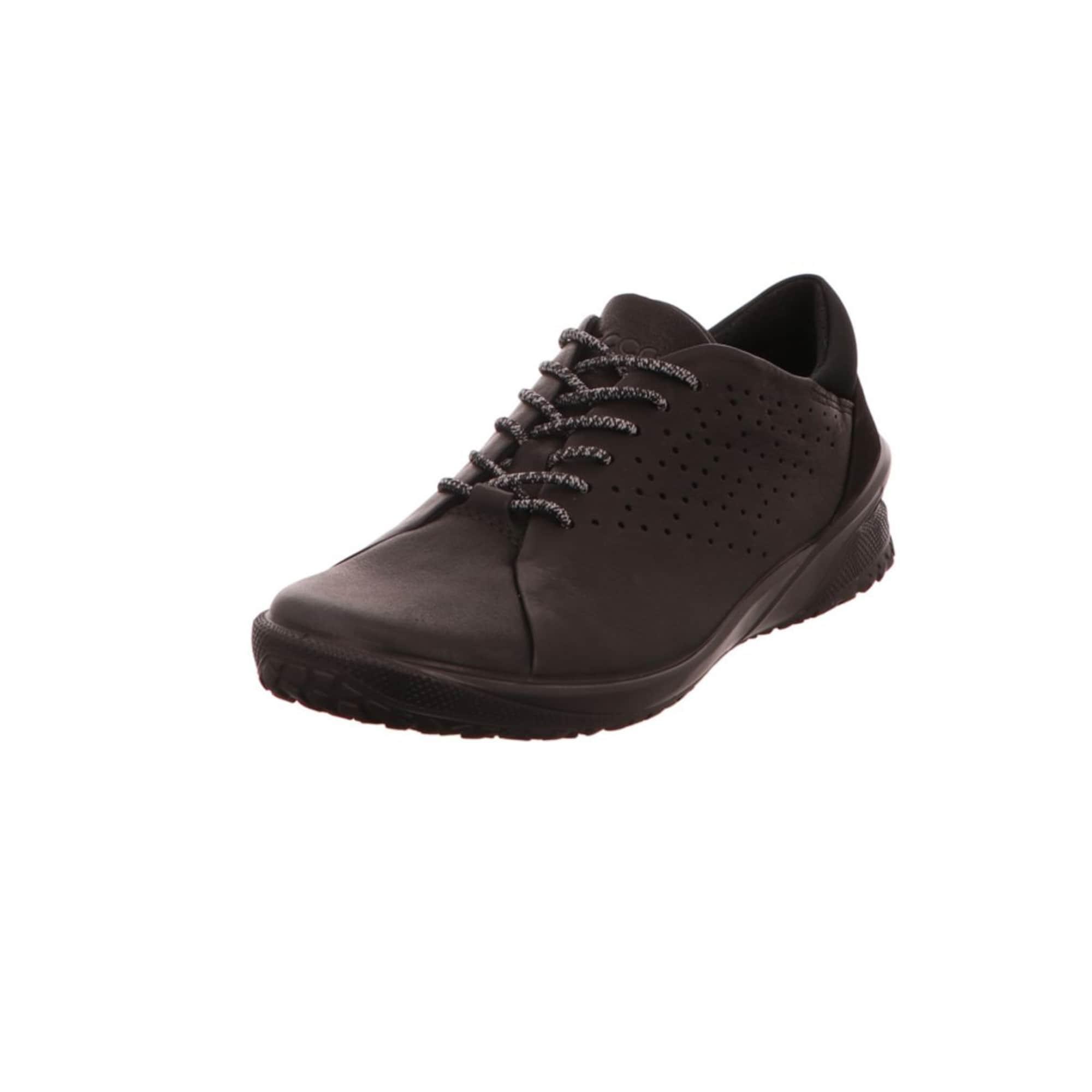 quality design 27166 9d90a AboutYou | Damen ECCO Sneakers beige, blau, blau, weiß, grau ...