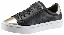 Skechers Damen Sneaker Hi-Lite-Magnetoes gold,schwarz | 00190872304488