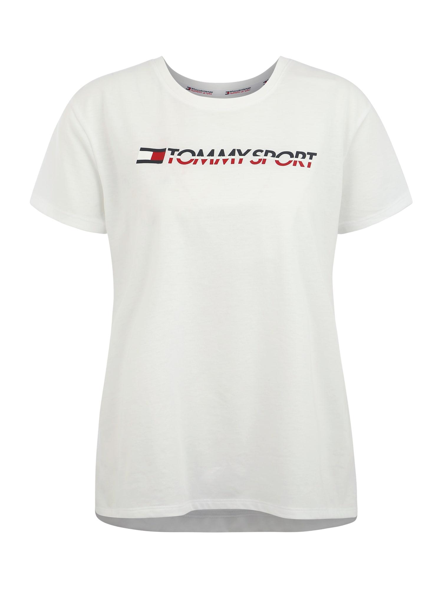 Funkční tričko SS 55 bílá Tommy Sport