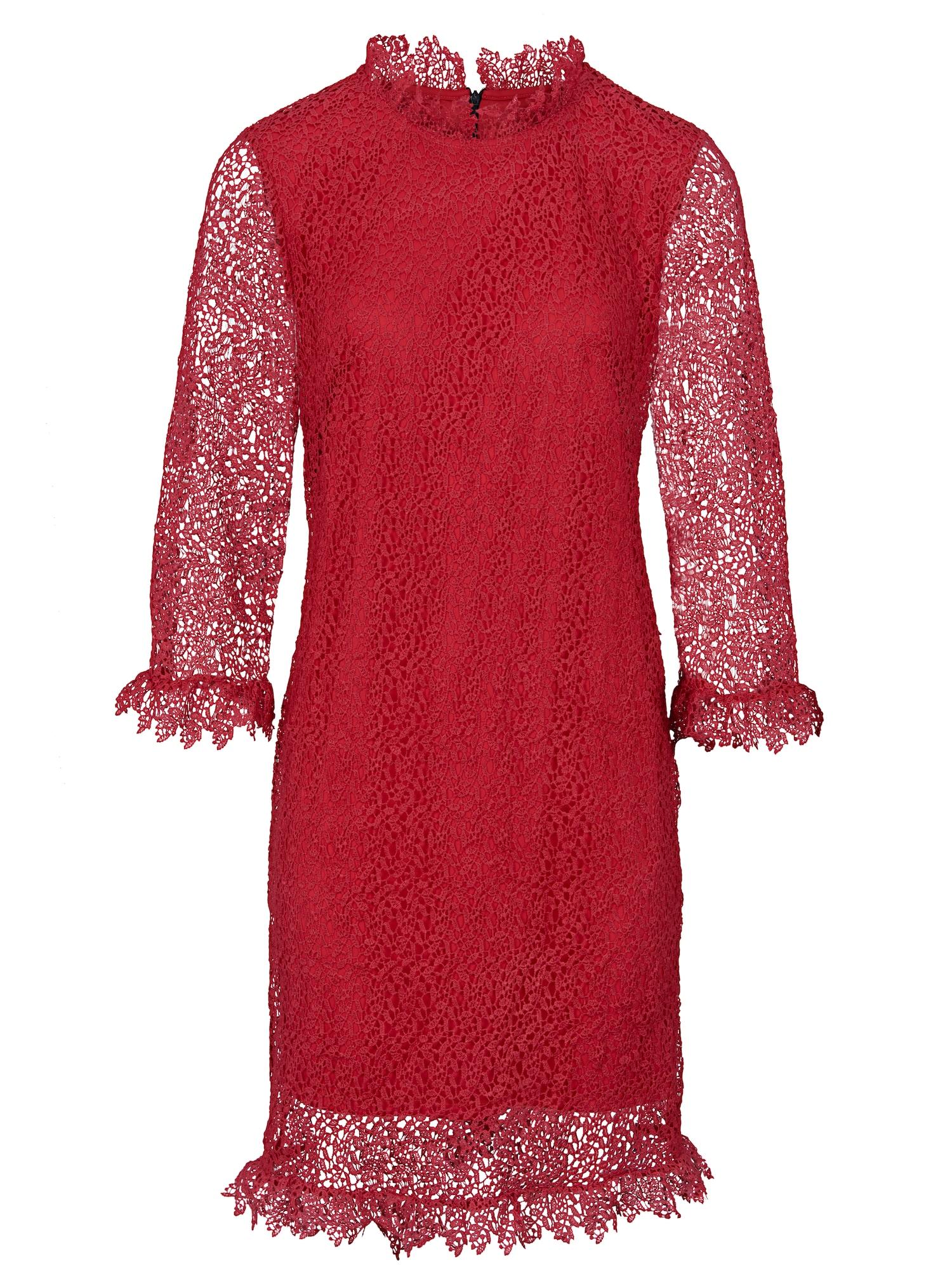 heine Šaty  červené