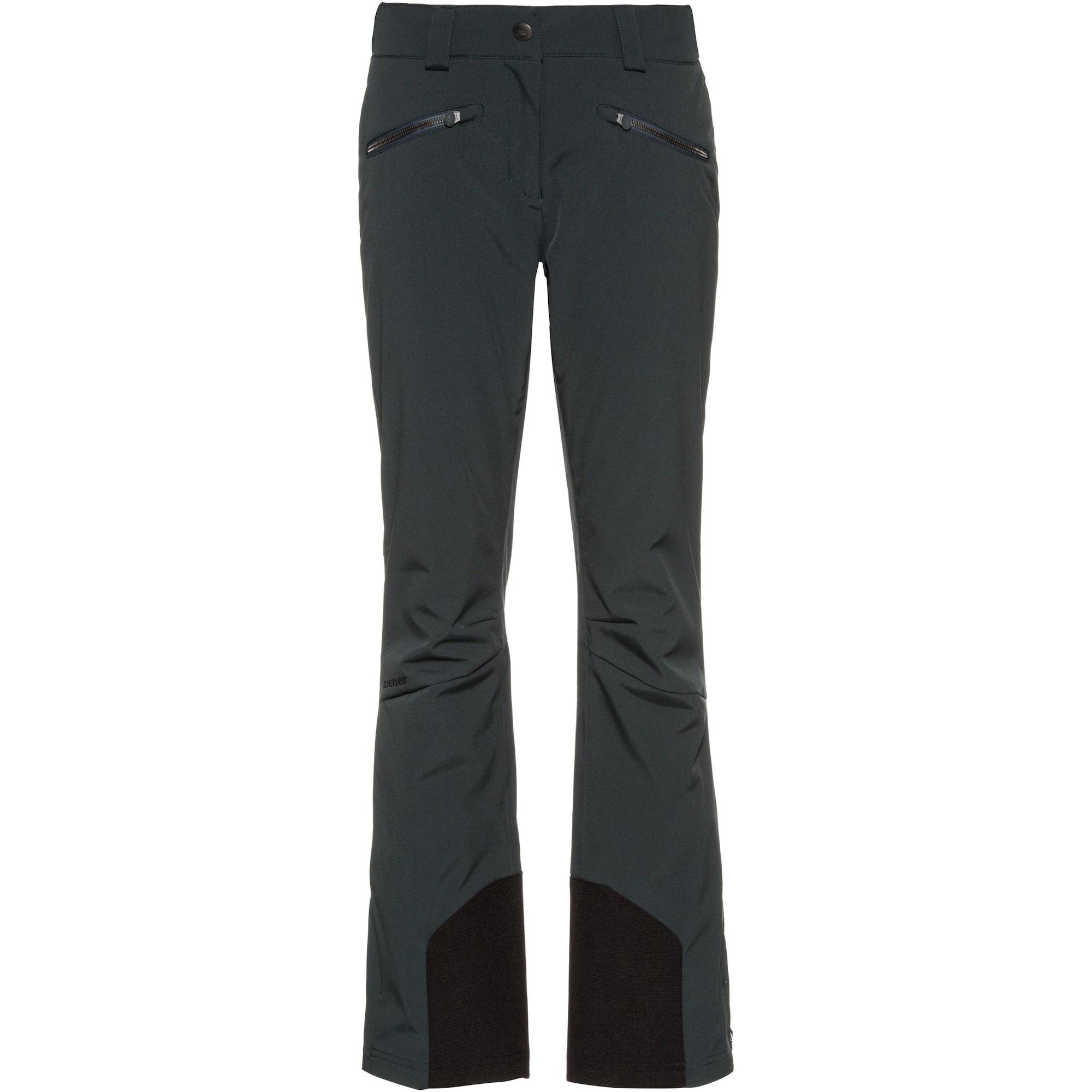 ZIENER Športové nohavice 'Taire'  čierna