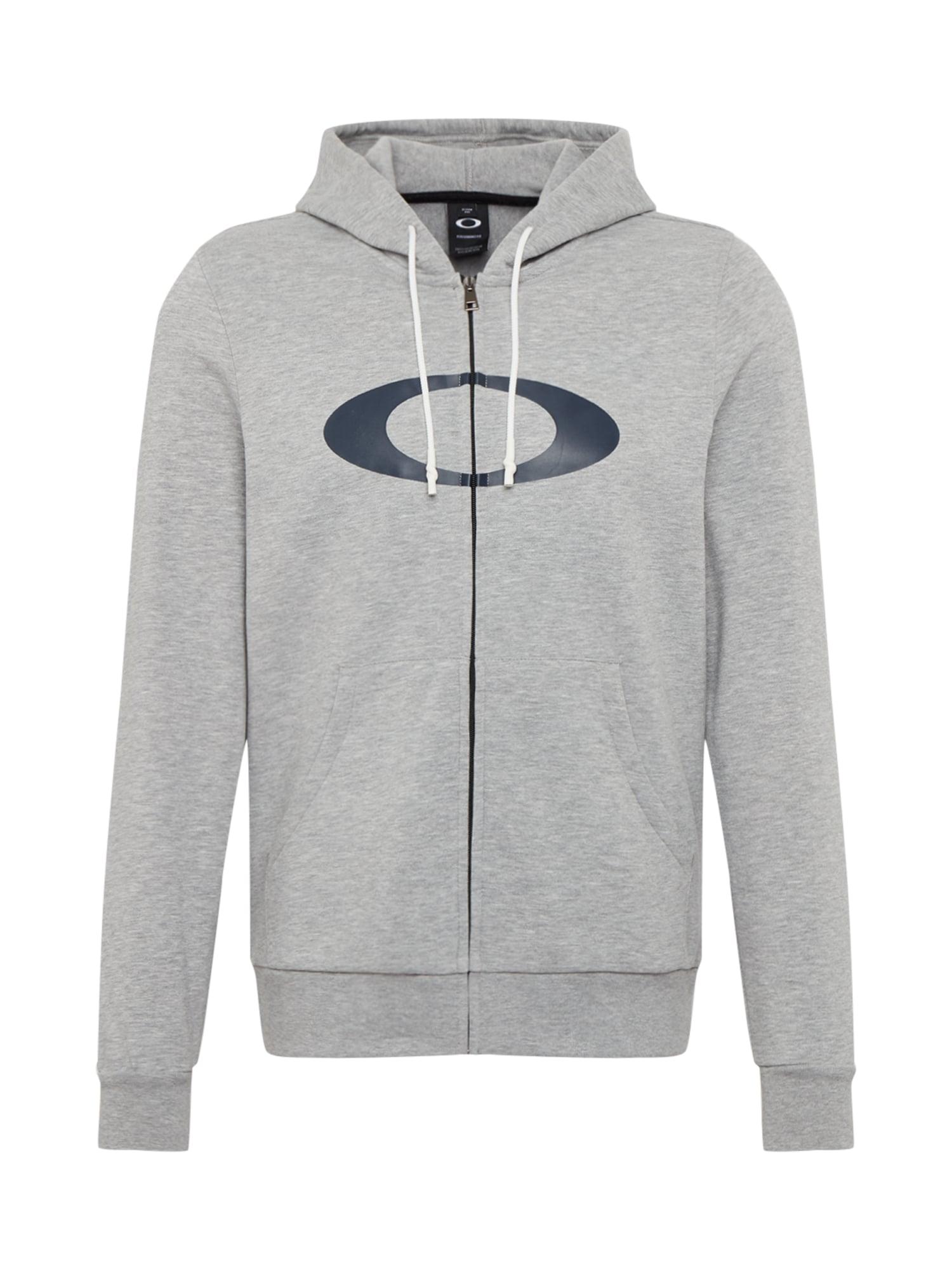 OAKLEY Sportinis džemperis 'ELLIPSE' pilka
