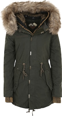 Khujo Winterparka 'Arche with inner Jacket'