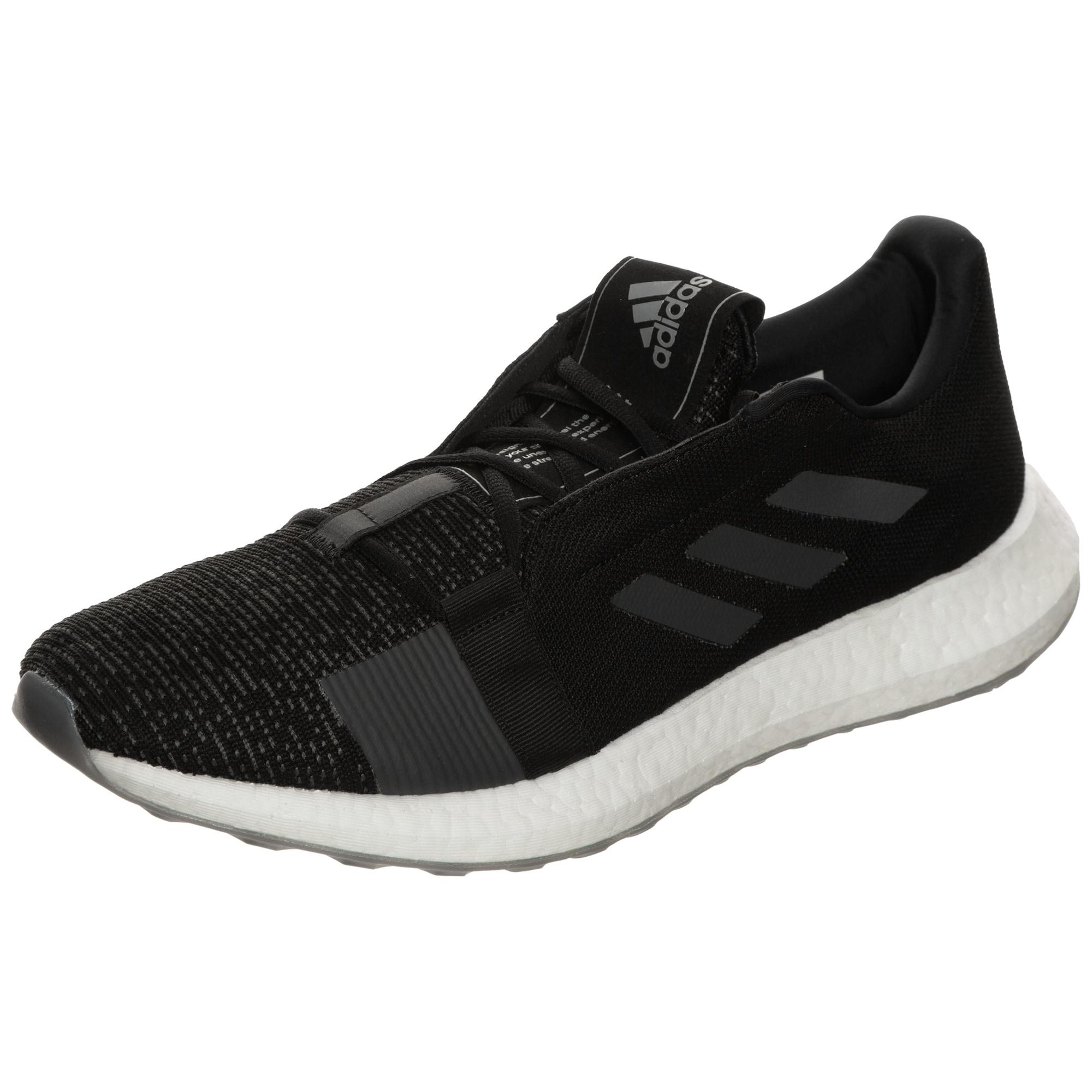 ADIDAS PERFORMANCE Bėgimo batai pilka / juoda