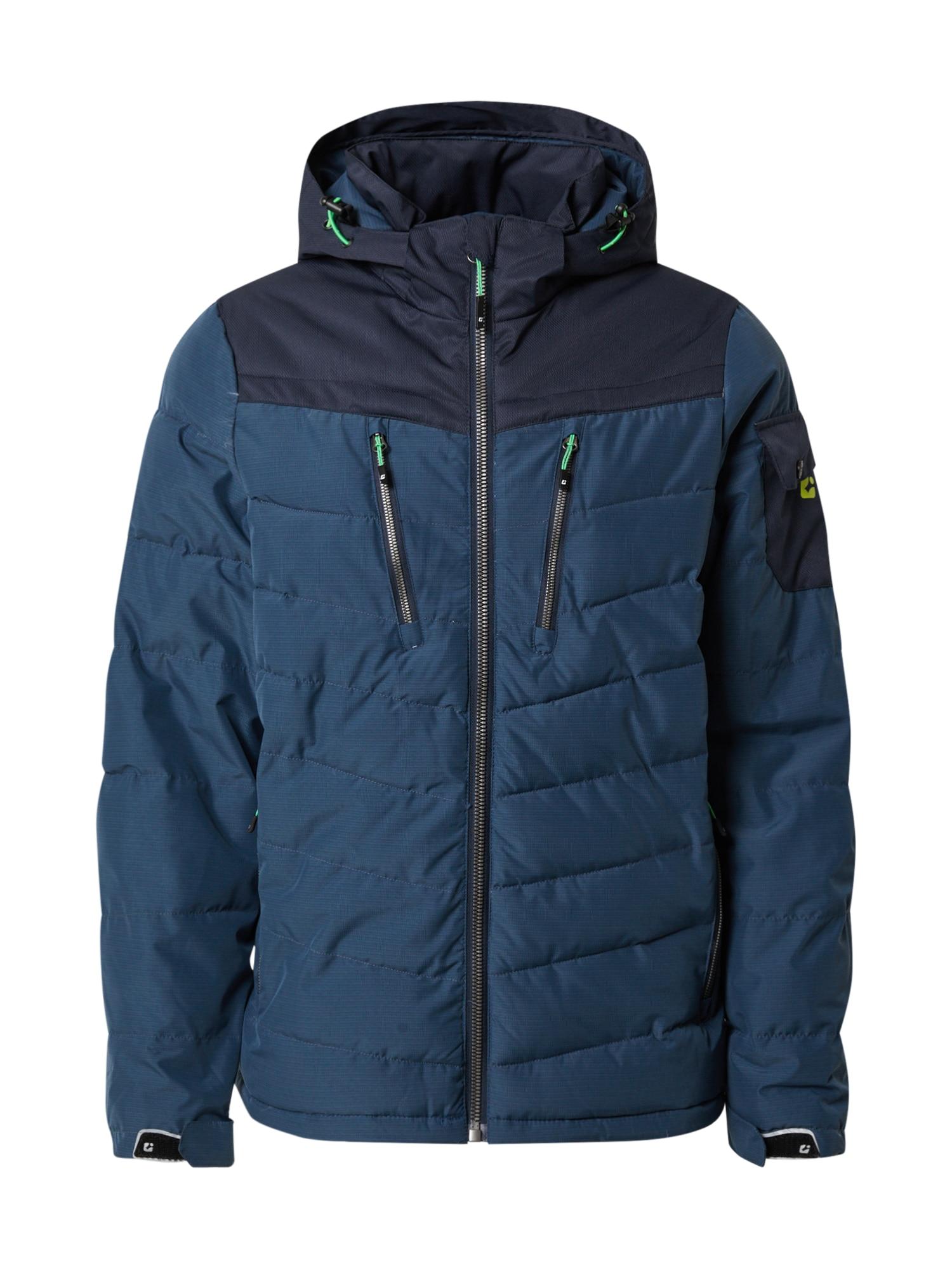 KILLTEC Outdoorová bunda  tmavě modrá / námořnická modř