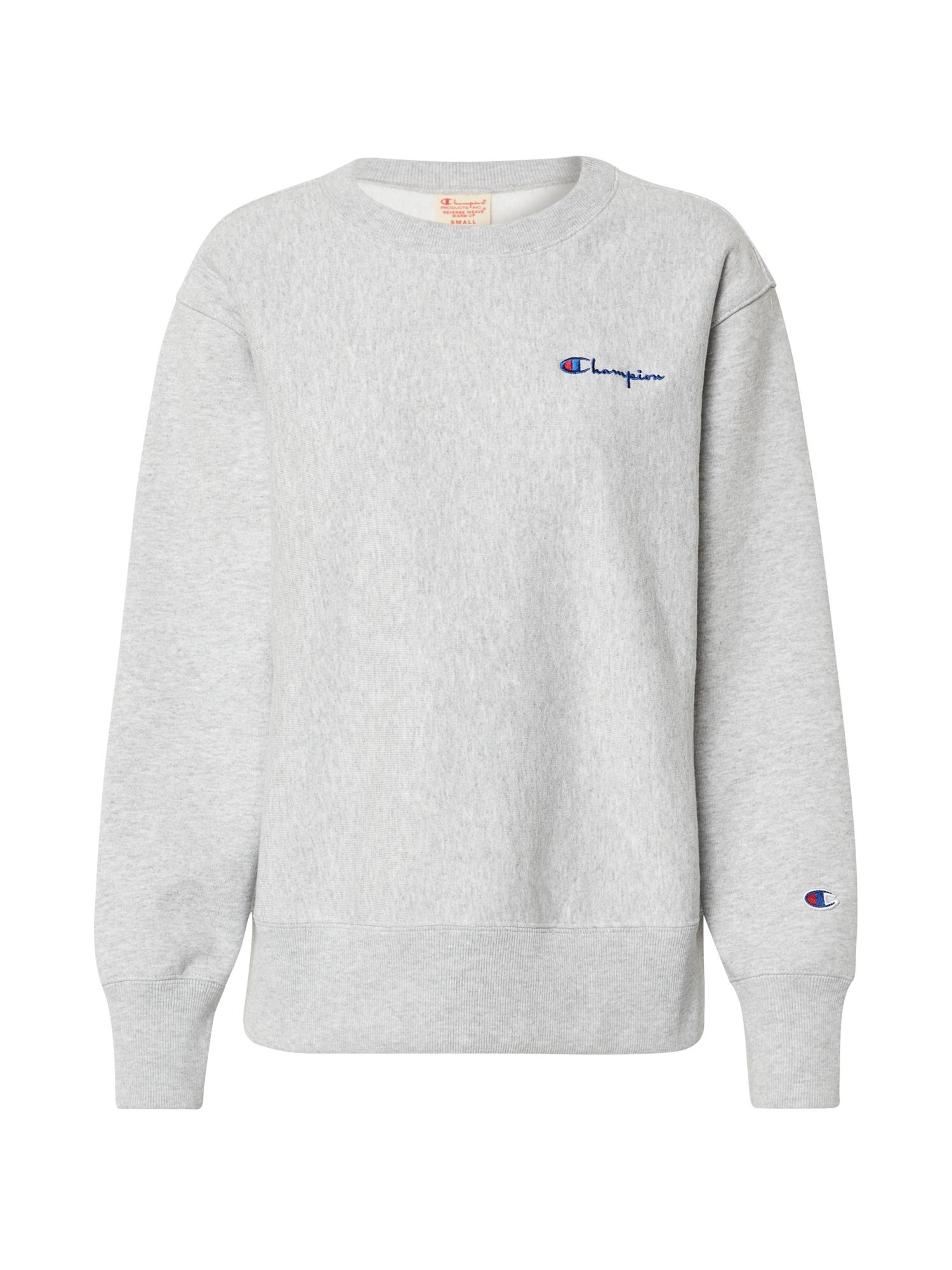 Champion Reverse Weave Megztinis be užsegimo pilka