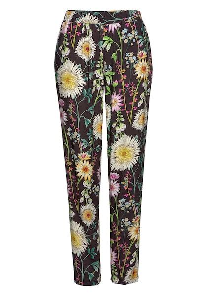Hosen für Frauen - ANISTON Hose mischfarben schwarz  - Onlineshop ABOUT YOU