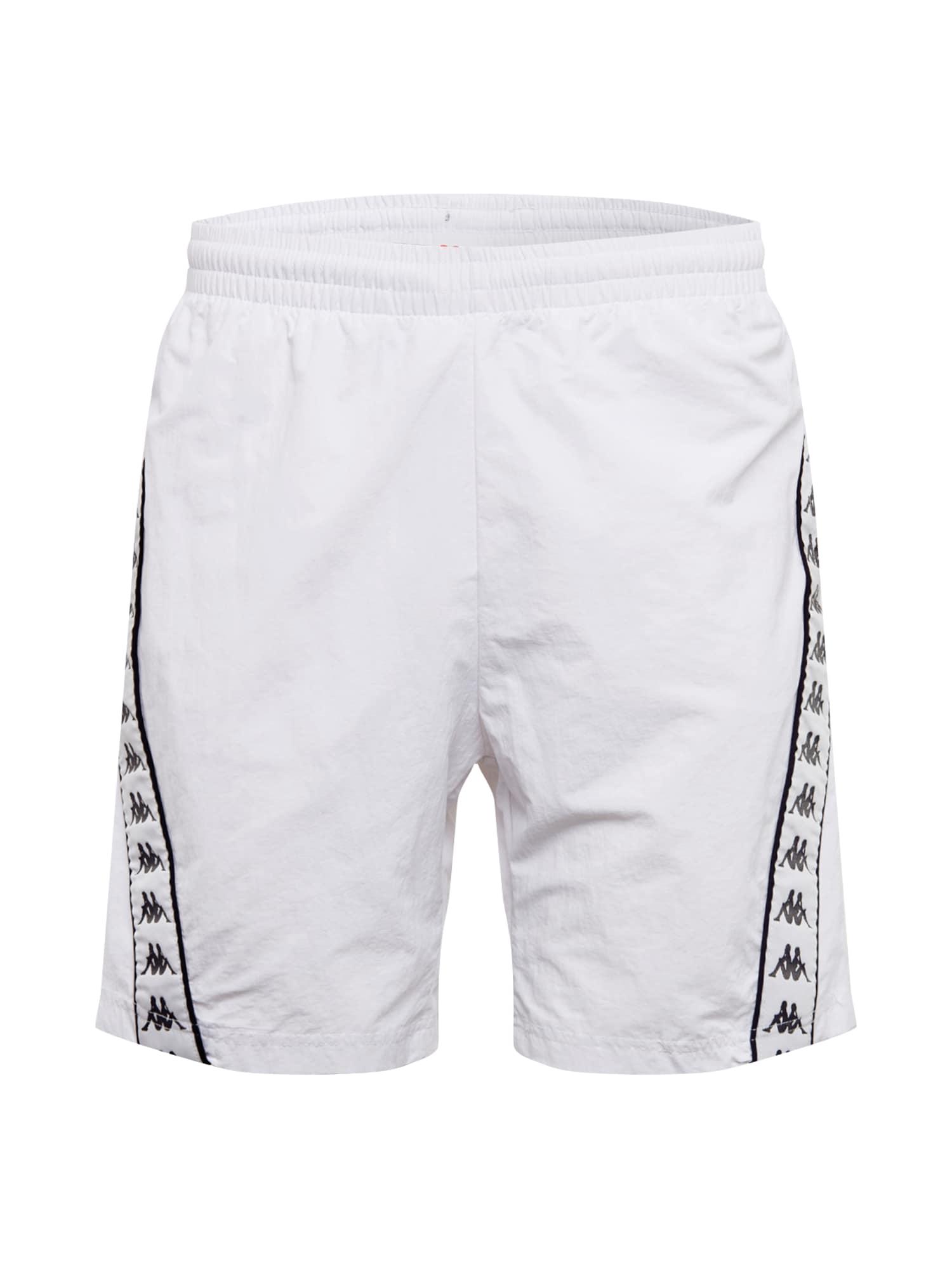 KAPPA Kelnės 'Germut' balta