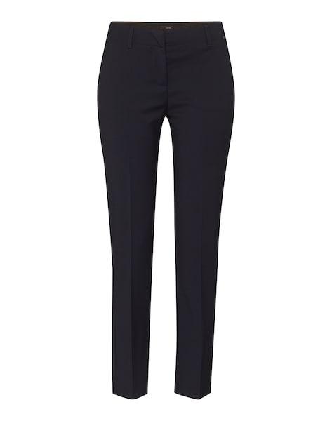 Hosen für Frauen - Bügelfaltenhose 'Chiamelin' › CINQUE › dunkelblau  - Onlineshop ABOUT YOU