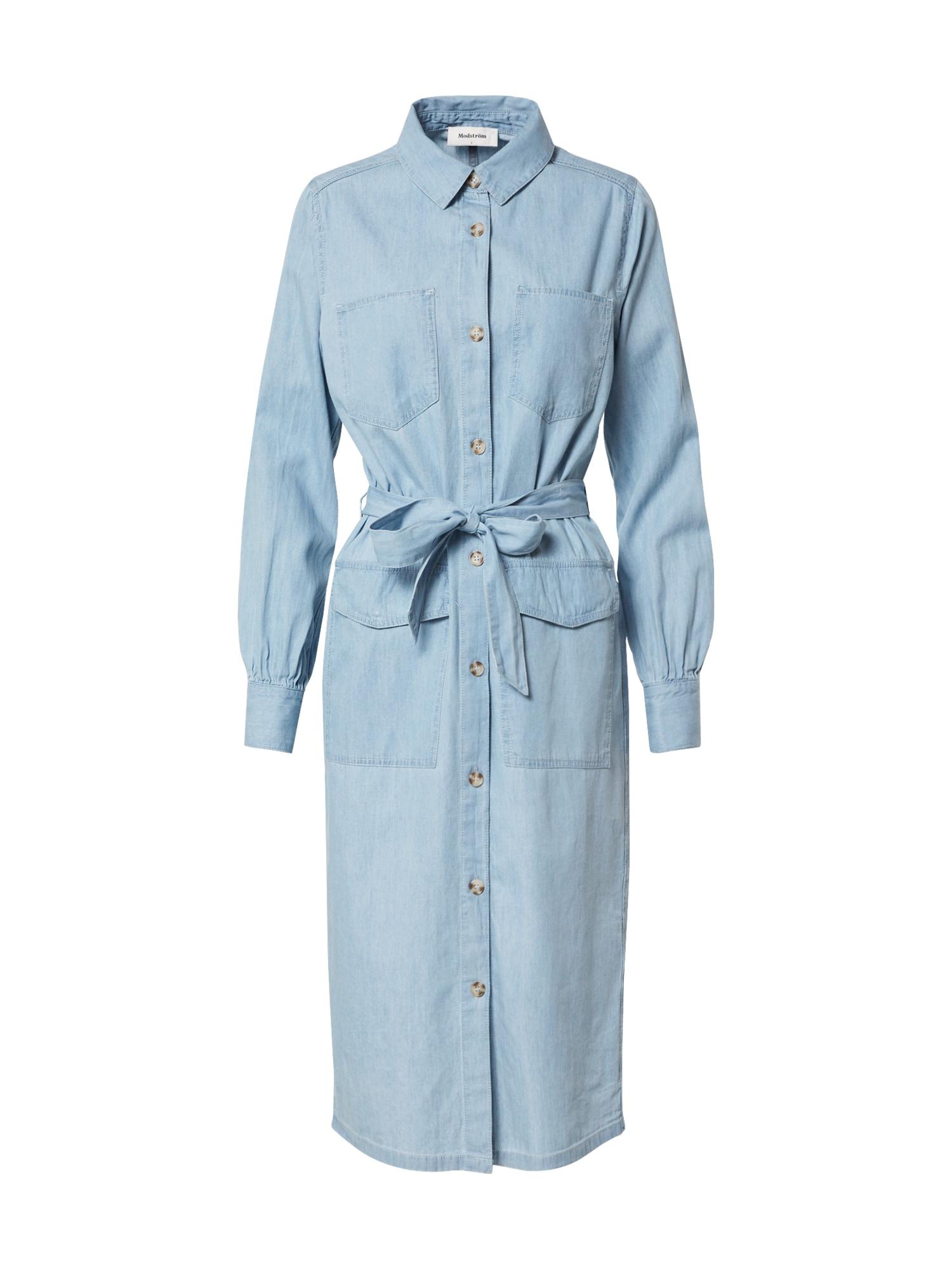 modström Palaidinės tipo suknelė 'Barrett' mėlyna