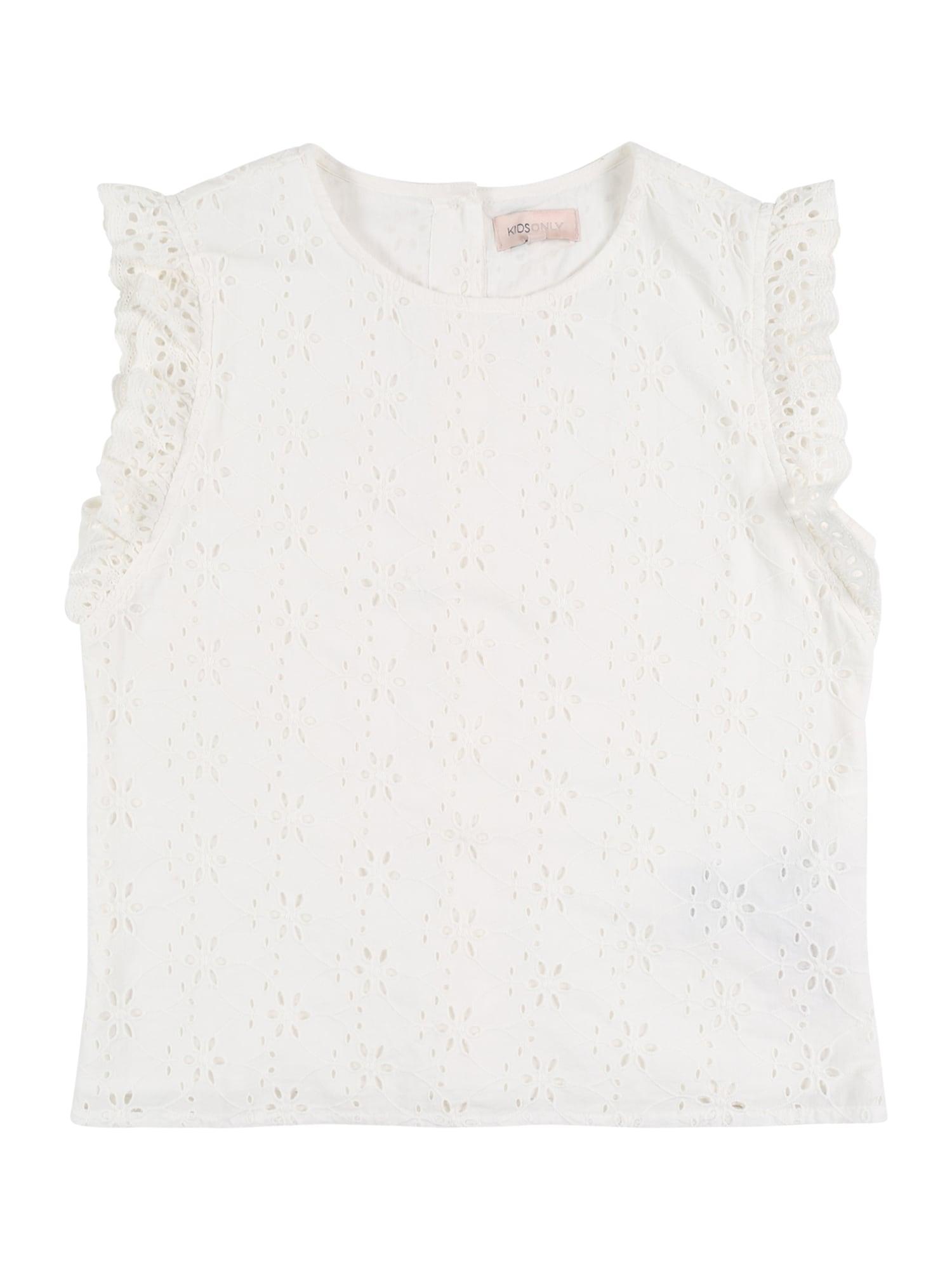 KIDS ONLY Marškinėliai 'DESTINY' kremo