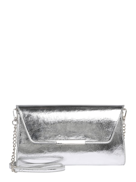 Clutches für Frauen - ABOUT YOU Clutch 'Ariana' silber  - Onlineshop ABOUT YOU