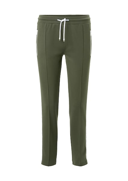 Hosen - Track Pants › Marc O'Polo DENIM › oliv weiß  - Onlineshop ABOUT YOU