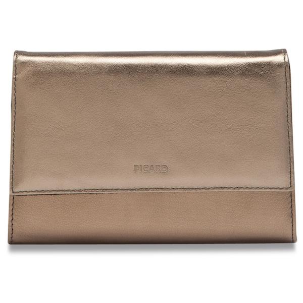 Clutches für Frauen - Auguri Damentasche Leder 19 cm › Picard › nude  - Onlineshop ABOUT YOU
