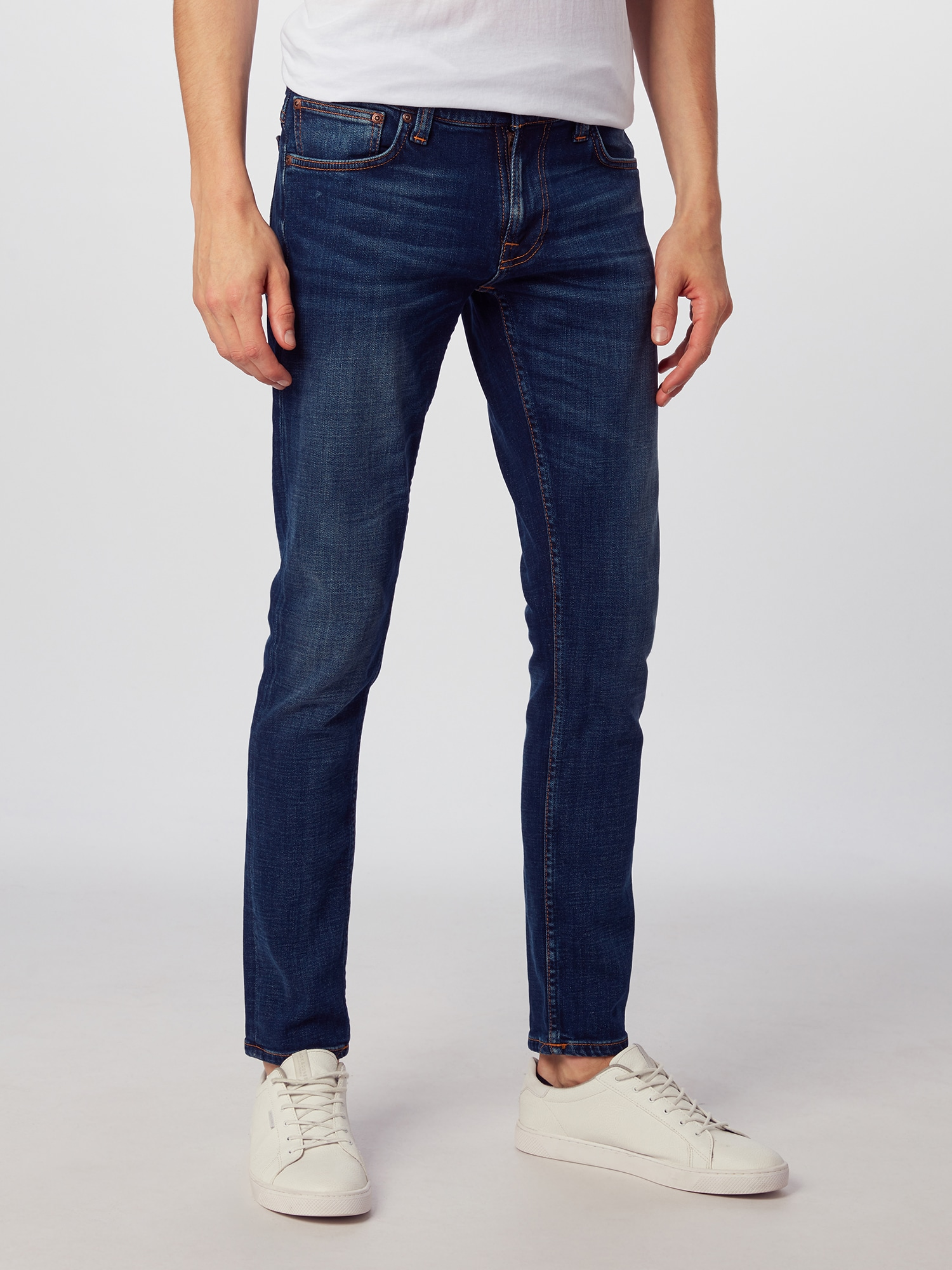 Nudie Jeans Co Jeans 'Tight Terry'  blå denim