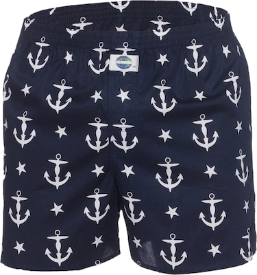 D.E.A.L International Boxershorts 'Anchor'