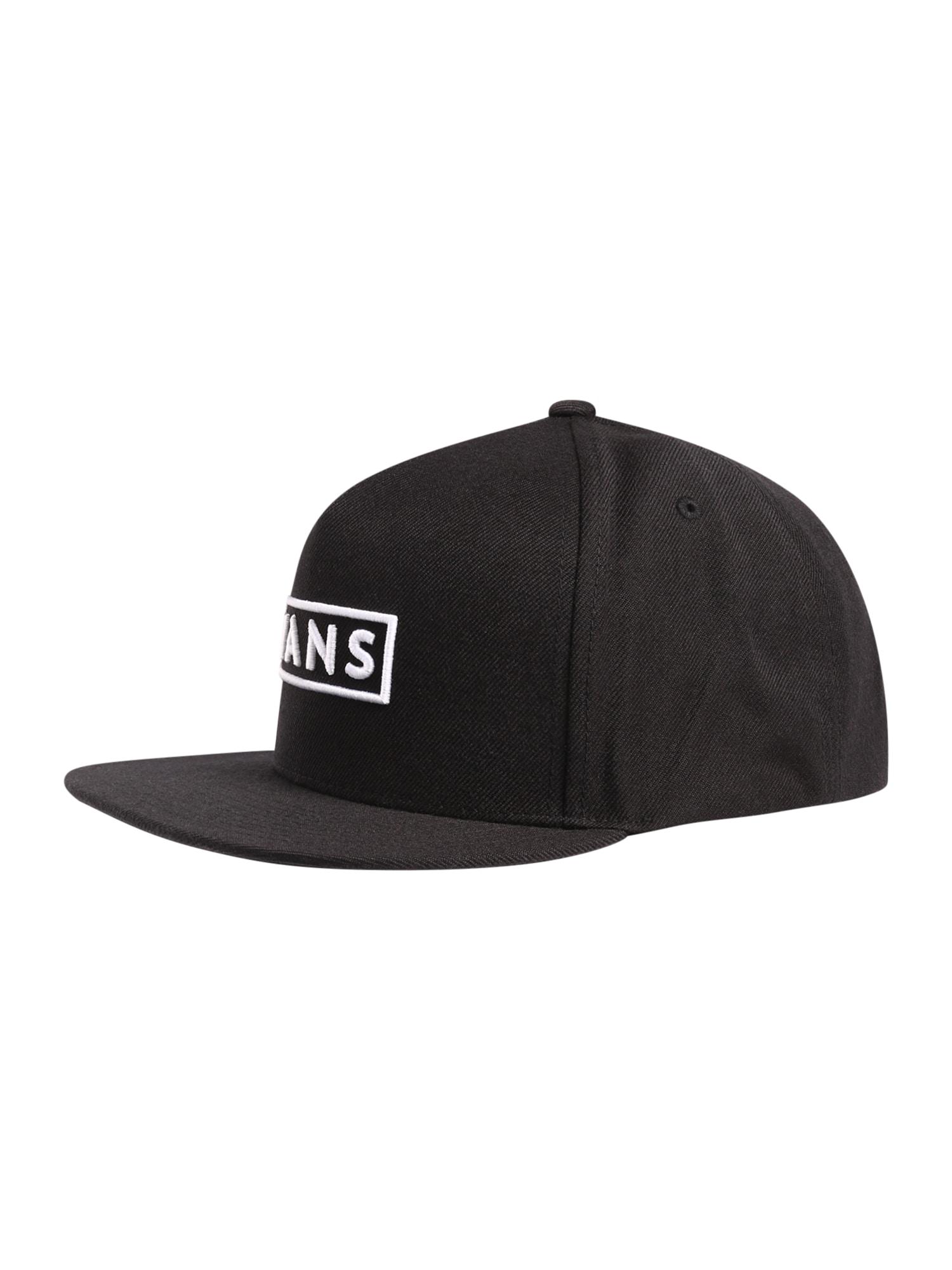 VANS Kepurė juoda