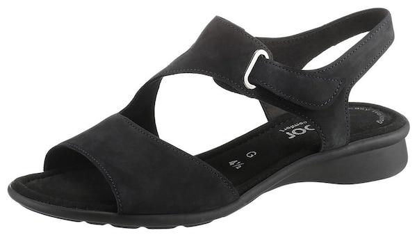 Sandalen für Frauen - GABOR Riemchensandale kobaltblau  - Onlineshop ABOUT YOU