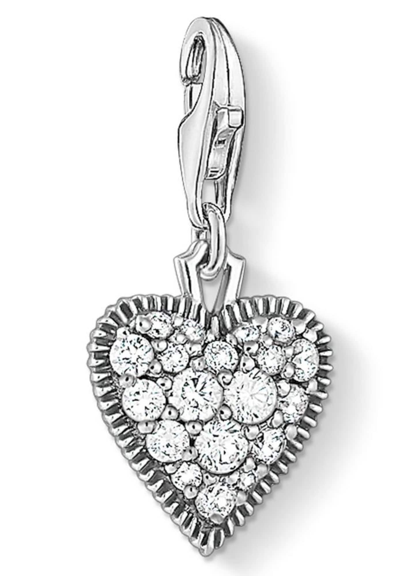 Anhänger 'Vintage Herz, 1747-643-14'   Schmuck > Halsketten > Herzketten   Thomas Sabo