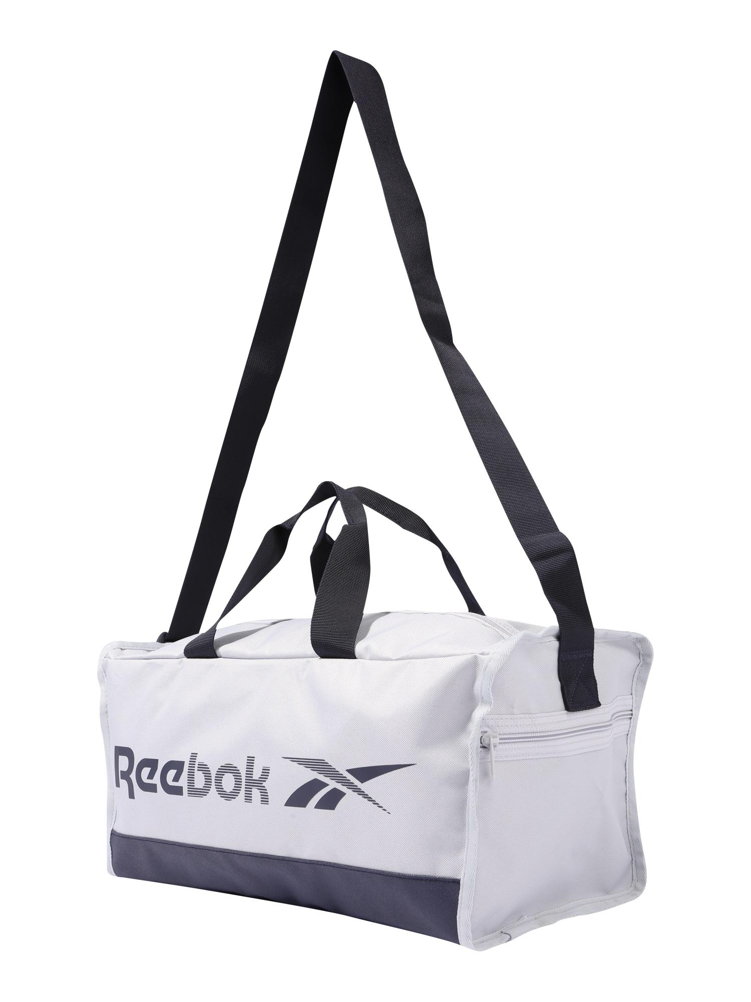 Reebok Classic Športová taška 'TE S GRIP'  sivá