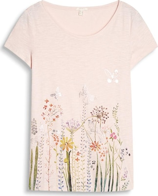 ESPRIT Shirt 'flowers down'