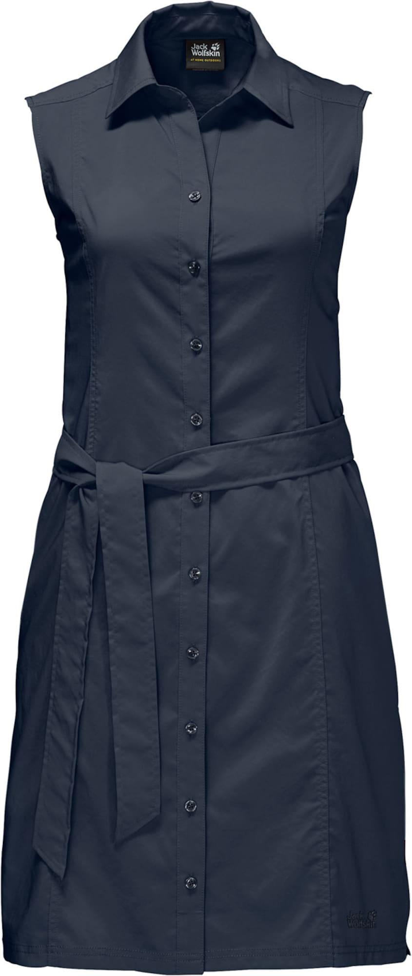 JACK WOLFSKIN Sportinė suknelė tamsiai mėlyna