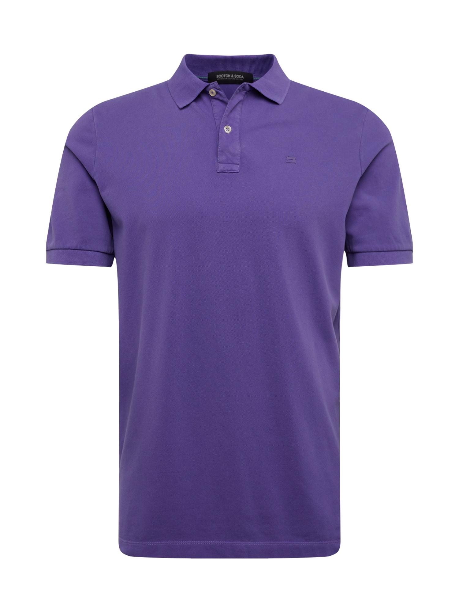 SCOTCH & SODA Marškinėliai purpurinė