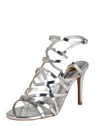 BUFFALO Damen Stilettos silber | 04057324781616