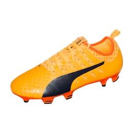 PUMA Kinder,Jungen evoPOWER Vigor 1 FG Fußballschuh orange | 04057826721875