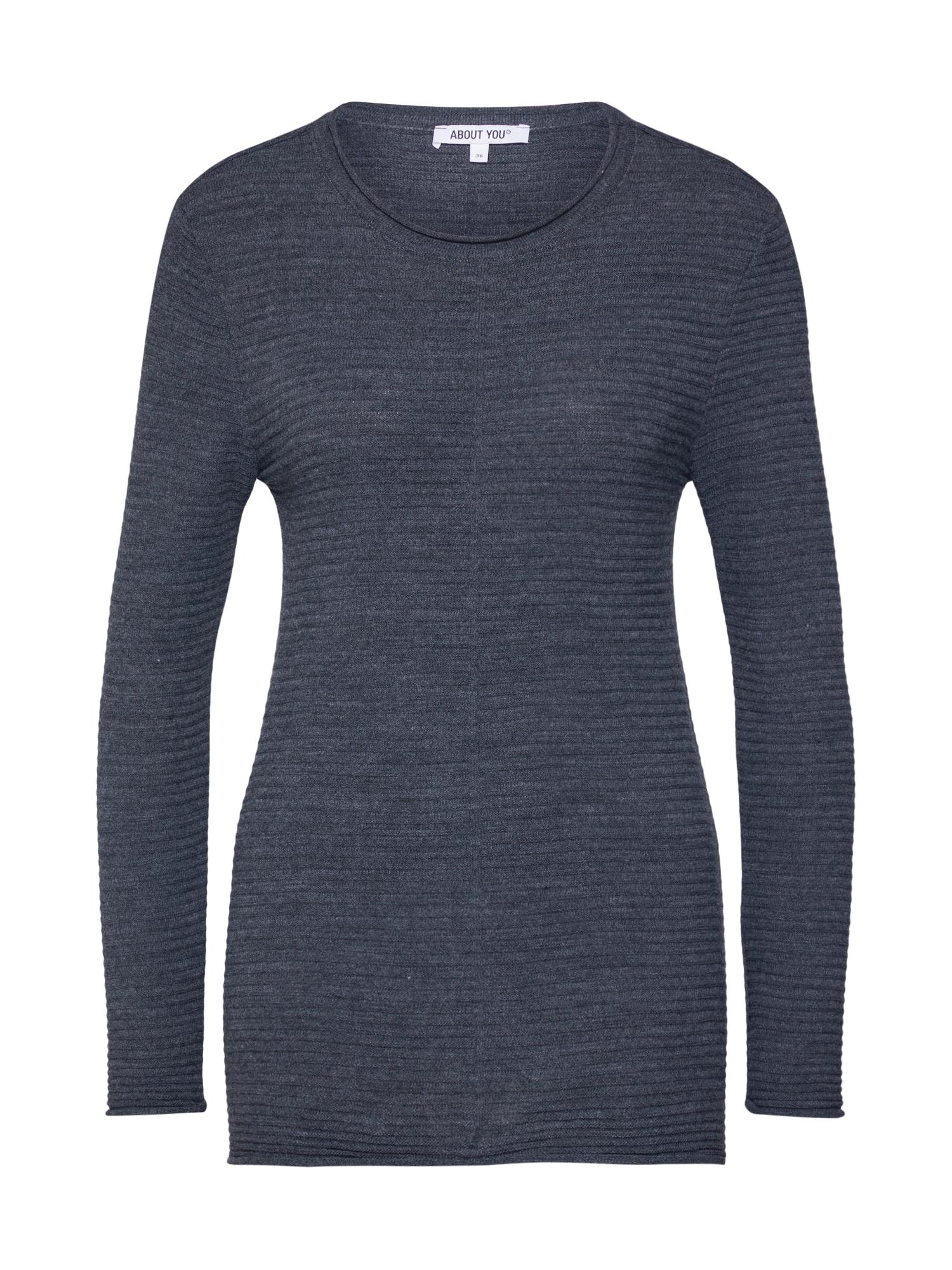 ABOUT YOU Megztinis 'Julika' margai pilka