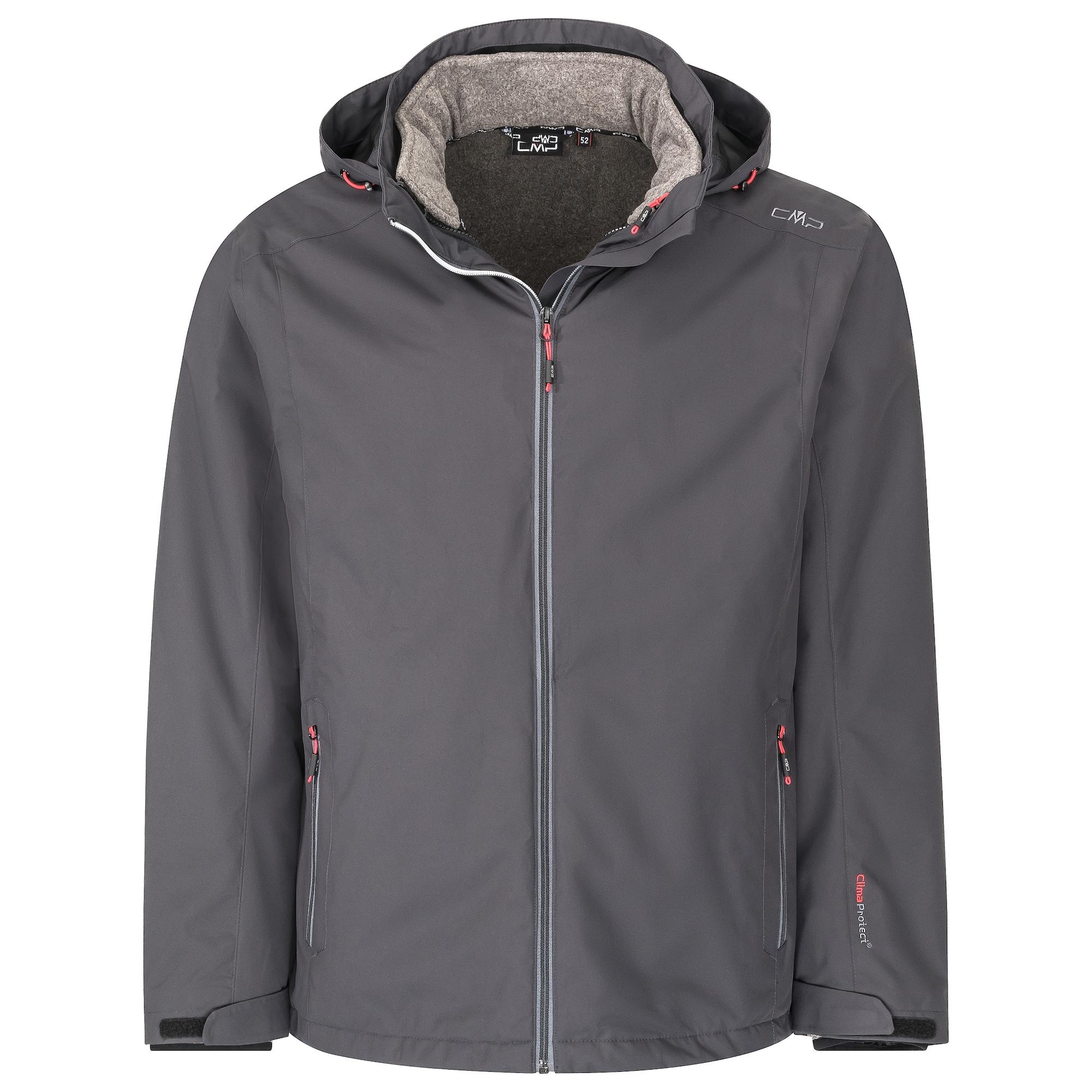 CMP Softshelljacke Jacket Funktionsjacke grün ClimaProtect® isolierend