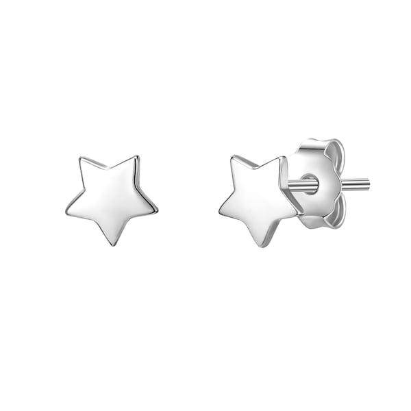 Ohrringe für Frauen - Ohrstecker › Glanzstücke München › silber  - Onlineshop ABOUT YOU